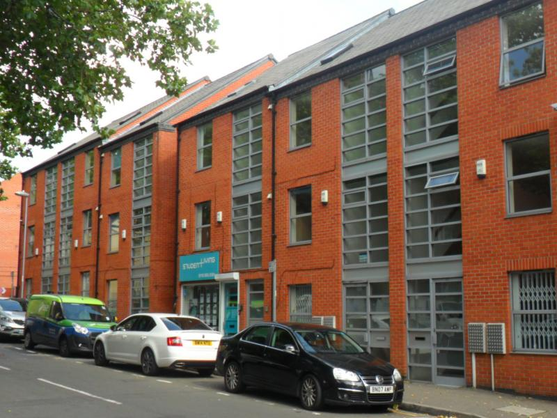 Student Accommodation North Sherwood Street Nottingham